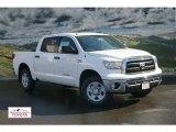 2012 Super White Toyota Tundra CrewMax 4x4 #55846437