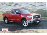 2012 Barcelona Red Metallic Toyota Tundra Double Cab 4x4 #55846436