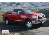 2012 Barcelona Red Metallic Toyota Tundra TRD Double Cab 4x4 #55846433