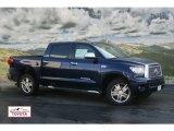2012 Nautical Blue Metallic Toyota Tundra Limited CrewMax 4x4 #55846432