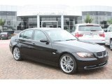 2008 Black Sapphire Metallic BMW 3 Series 335i Sedan #55846703
