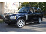 2007 Buckingham Blue Metallic Land Rover Range Rover HSE #55846552