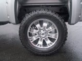 2011 Chevrolet Silverado 1500 LS Regular Cab 4x4 Custom Wheels