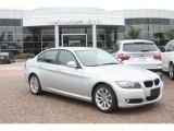 2011 Titanium Silver Metallic BMW 3 Series 328i Sedan #55846681