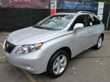 2012 Lexus RX 350 AWD Data, Info and Specs