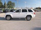 2010 Jeep Grand Cherokee Stone White