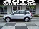 2009 Alabaster Silver Metallic Honda CR-V LX #55875150