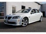 2009 White Hot Pontiac G8 GT #55874946