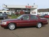 2011 Mercury Grand Marquis LS Ultimate Edition