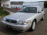2011 Mercury Grand Marquis LS Ultimate Edition Front 3/4 View