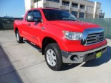 2007 Radiant Red Toyota Tundra SR5 Double Cab #55875089