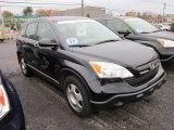 2008 Nighthawk Black Pearl Honda CR-V LX 4WD #55874885
