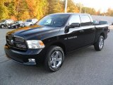 2012 Dodge Ram 1500 Sport Crew Cab Data, Info and Specs