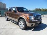 2011 Golden Bronze Metallic Ford F150 XLT SuperCrew #55875069