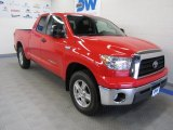 2008 Radiant Red Toyota Tundra SR5 Double Cab 4x4 #55875210