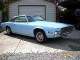 Ford Thunderbird 1968 Data, Info and Specs