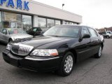 2008 Black Lincoln Town Car Signature Limited #5560235