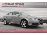 2008 Quartz Grey Metallic Audi A4 2.0T Special Edition Sedan #55906487