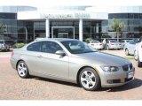2008 Platinum Bronze Metallic BMW 3 Series 328i Coupe #55906219