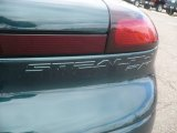 Dodge Stealth Badges and Logos