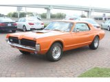 Mercury Cougar 1967 Data, Info and Specs