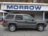 2002 Graphite Metallic Jeep Grand Cherokee Sport #55905927