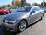 2009 Space Grey Metallic BMW 3 Series 335i Convertible #55905926