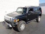 2009 Black Hummer H3  #55905923