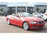 2011 Crimson Red BMW 3 Series 328i Convertible #55906190
