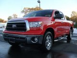 2010 Radiant Red Toyota Tundra TRD Double Cab 4x4 #55906421