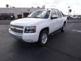2012 Chevrolet Avalanche Z71 4x4 Data, Info and Specs
