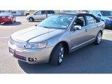 2008 Vapor Silver Metallic Lincoln MKZ AWD Sedan #55905898
