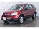 2007 Tango Red Pearl Honda CR-V LX 4WD #55906148