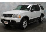 2004 Oxford White Ford Explorer XLT 4x4 #55906134