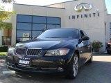 2007 Black Sapphire Metallic BMW 3 Series 335xi Sedan #55906111