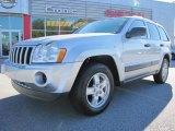 2006 Bright Silver Metallic Jeep Grand Cherokee Laredo #55906102