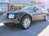 2008 Brilliant Black Crystal Pearl Chrysler 300 LX #55906101