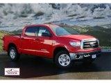 2012 Radiant Red Toyota Tundra CrewMax 4x4 #55905806