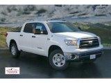 2012 Super White Toyota Tundra CrewMax 4x4 #55905805