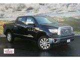 2012 Black Toyota Tundra Platinum CrewMax 4x4 #55905803