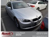 2009 Titanium Silver Metallic BMW 3 Series 328i Coupe #55906072