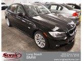 2011 Jet Black BMW 3 Series 328i Sedan #55906062