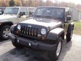 2012 Black Jeep Wrangler Sport S 4x4 #55906312