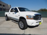2006 Bright White Dodge Ram 1500 Laramie Mega Cab 4x4 #55906048