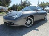 2004 Porsche 911 Atlas Grey Metallic