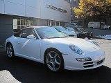 2008 Carrara White Porsche 911 Carrera S Cabriolet #55906280