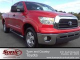 2007 Radiant Red Toyota Tundra SR5 TRD Double Cab #55906268