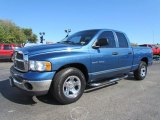 2002 Dodge Ram 1500 Atlantic Blue Pearl