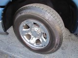 2002 Dodge Ram 1500 SLT Quad Cab Wheel