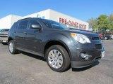 2010 Cyber Gray Metallic Chevrolet Equinox LT #55956817